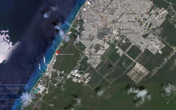 Foto de terreno habitacional en venta en carretera costera sur km 37, zona hotelera sur, cozumel, quintana roo, 1654683 no 06