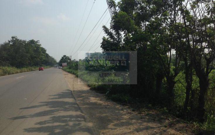 Foto de terreno habitacional en venta en carretera crdenas villahermosa, plátano y cacao 2a secc, centro, tabasco, 1618508 no 01