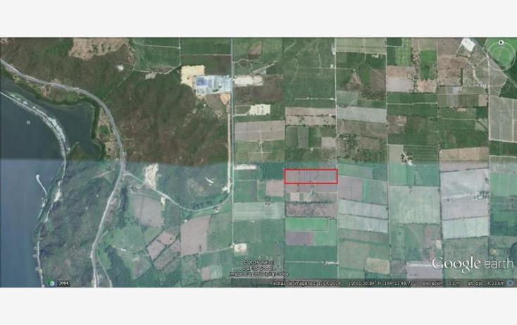 Foto de terreno industrial en venta en carretera cuatro carriles y carretera libre 225 y 229, el colomo, manzanillo, colima, 1583430 No. 01