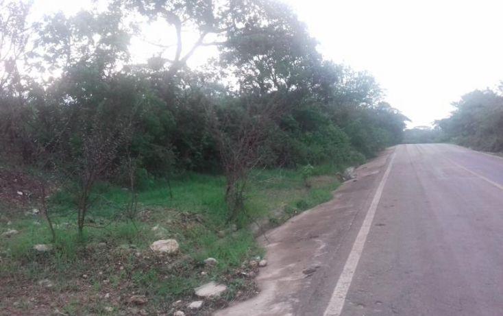 Foto de terreno habitacional en venta en carretera efrrain gutierrez, berriozabal centro, berriozábal, chiapas, 2038972 no 01