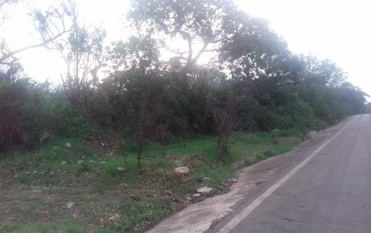 Foto de terreno habitacional en venta en carretera efrrain gutierrez, berriozabal centro, berriozábal, chiapas, 2038972 no 02