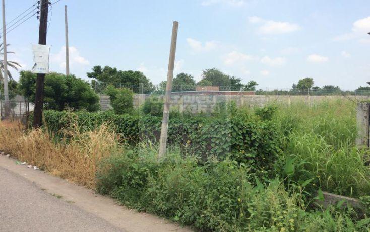 Foto de terreno habitacional en venta en carretera el dorado, el diez, culiacán, sinaloa, 1490325 no 01
