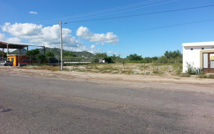 Foto de terreno comercial en renta en carretera ernacional, solidaridad, hermosillo, sonora, 787849 no 01