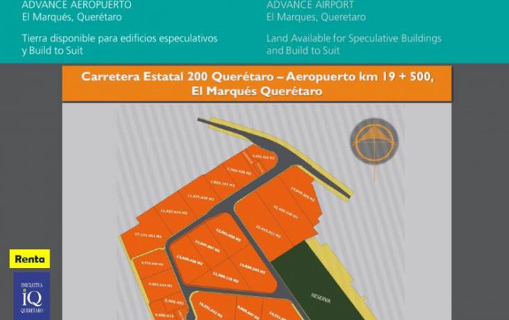 Foto de bodega en renta en carretera estatal 200 queretaro aeropuerto, ampliación jesús maría, el marqués, querétaro, 1805900 no 03