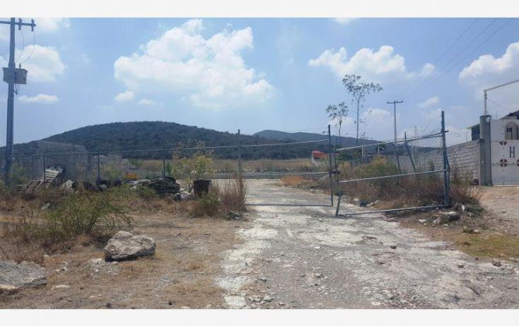 Foto de terreno industrial en venta en carretera estatal 411 coroneo humilpan, carranza san antonio, huimilpan, querétaro, 1900386 no 02