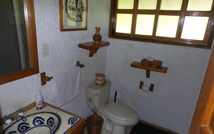 Foto de casa en venta en carretera federal a cuernavaca, huitzilac, huitzilac, morelos, 779755 no 18
