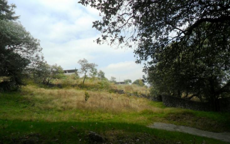 Foto de terreno habitacional en renta en carretera federal a cuernavaca, san miguel xicalco, tlalpan, df, 824099 no 01