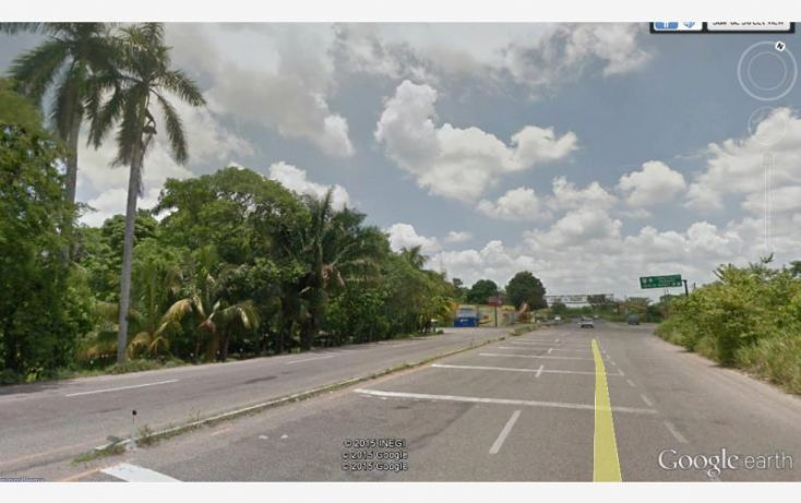 Foto de terreno habitacional en venta en carretera federal a puerto dos bocas 4, huacapa y amestoy, cunduacán, tabasco, 1342585 no 01