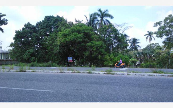 Foto de terreno habitacional en venta en carretera federal a puerto dos bocas 4, huacapa y amestoy, cunduacán, tabasco, 1342585 no 04