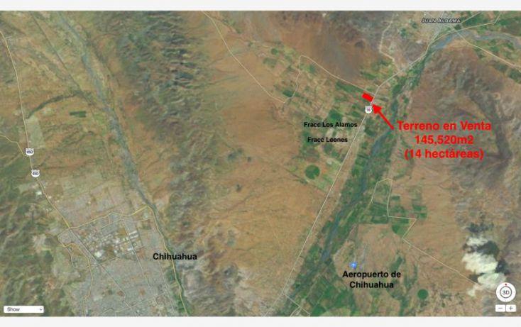 Foto de terreno habitacional en venta en carretera federal chihuahua aldama km 22, aldama centro, aldama, chihuahua, 1734552 no 07