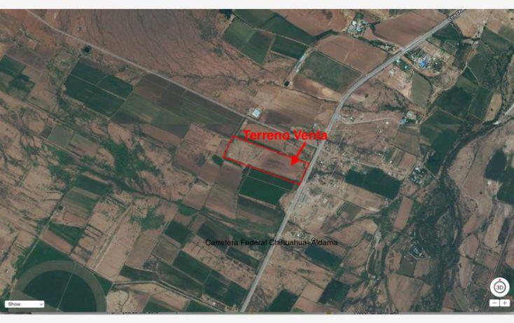 Foto de terreno habitacional en venta en carretera federal chihuahua aldama km 22, aldama centro, aldama, chihuahua, 1734552 no 08