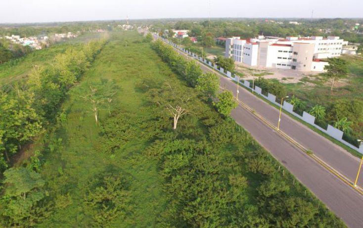 Foto de terreno industrial en renta en carretera federal, comalcalco cunduacan, a un costado de ujat 6, manuel sanchez mármol, cunduacán, tabasco, 471551 no 01