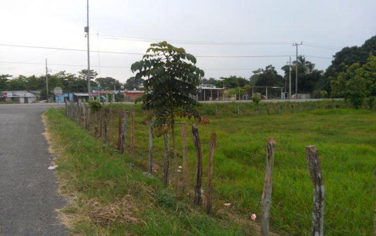 Foto de terreno industrial en renta en carretera federal, comalcalco cunduacan, a un costado de ujat 6, manuel sanchez mármol, cunduacán, tabasco, 471551 no 11
