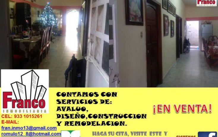 Foto de casa en venta en carretera federal comalcalcoparaiso, cap reyes hernandez 2a secc, comalcalco, tabasco, 1606518 no 04