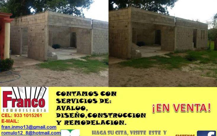 Foto de casa en venta en carretera federal comalcalcoparaiso, cap reyes hernandez 2a secc, comalcalco, tabasco, 1606518 no 06
