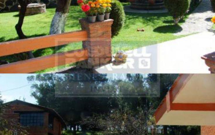 Foto de rancho en venta en carretera federal cuernavaca, san miguel topilejo, tlalpan, df, 445819 no 07