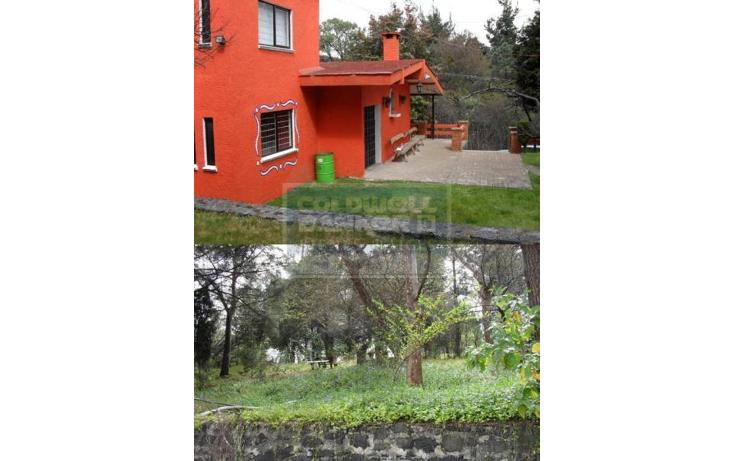 Foto de rancho en venta en  , san miguel topilejo, tlalpan, distrito federal, 1849422 No. 01