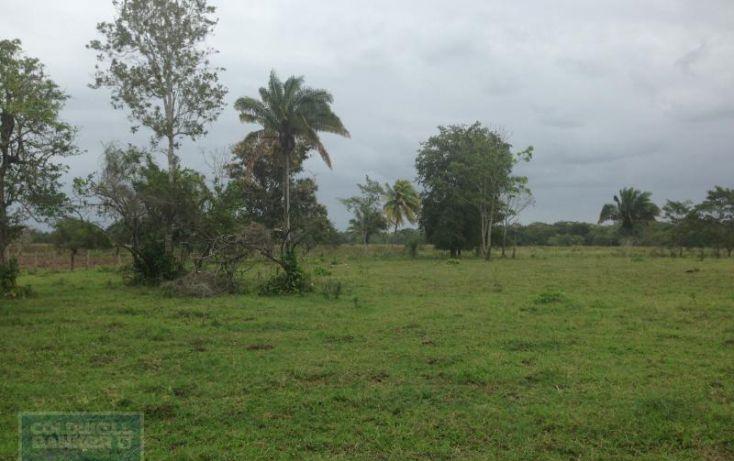Foto de rancho en venta en carretera federal cunduacn a huimango, huimango 2a secc, cunduacán, tabasco, 1682064 no 01