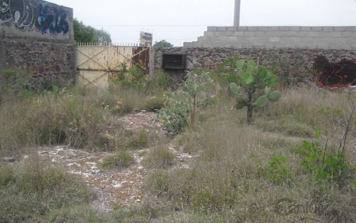 Foto de terreno habitacional en renta en carretera federal de cuota 45 s/n , palma de romero, san juan del río, querétaro, 1957584 No. 03