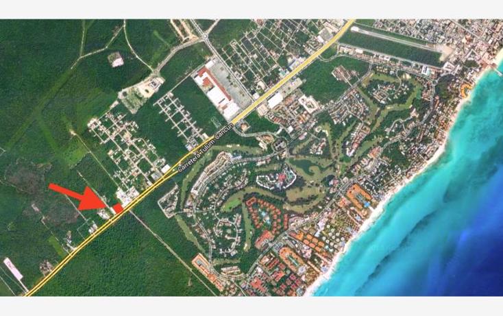 Foto de terreno comercial en venta en carretera federal emls122, el tigrillo, solidaridad, quintana roo, 724887 No. 03