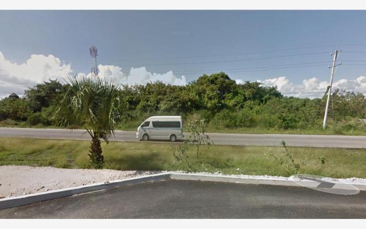 Foto de terreno comercial en venta en carretera federal emls122, el tigrillo, solidaridad, quintana roo, 724887 No. 04