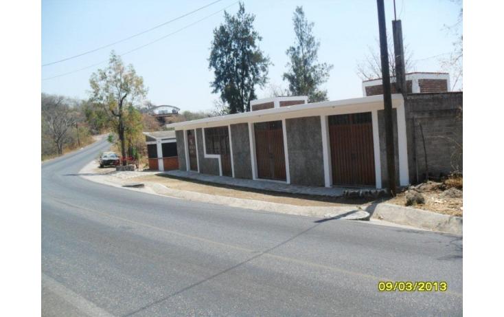 Foto de casa en venta en carretera federal km55, santiago tepetlapa, tepoztlán, morelos, 493622 no 02