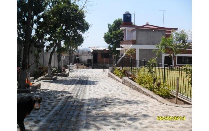 Foto de casa en venta en carretera federal km55, santiago tepetlapa, tepoztlán, morelos, 493622 no 03