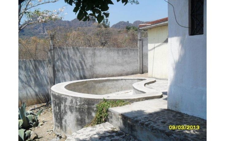 Foto de casa en venta en carretera federal km55, santiago tepetlapa, tepoztlán, morelos, 493622 no 09