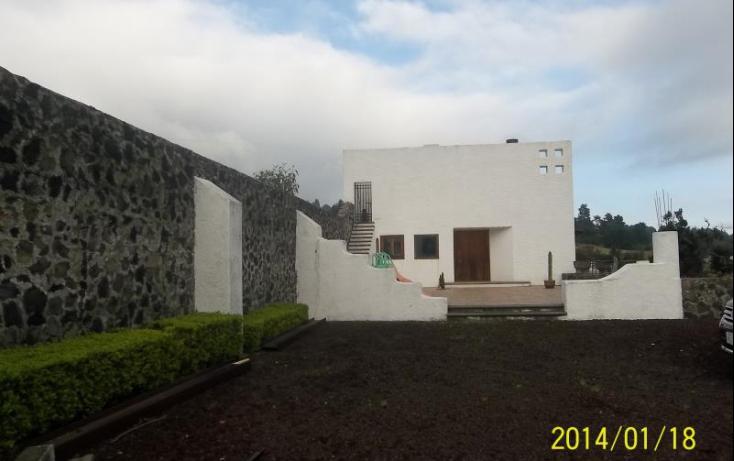 Foto de rancho en venta en carretera federal méico cuernavaca km 33 1, san miguel topilejo, tlalpan, df, 631322 no 02