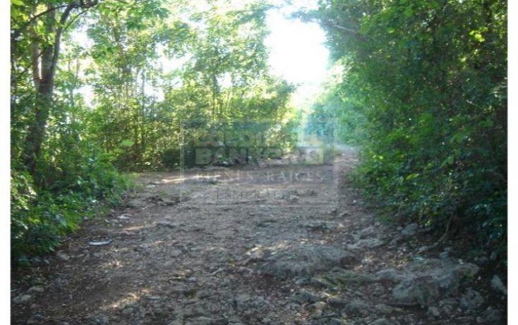 Foto de terreno habitacional en venta en carretera federal merida valladolid chichen itza , yucatan , quintana roo mexico, cancún centro, benito juárez, quintana roo, 682321 no 02