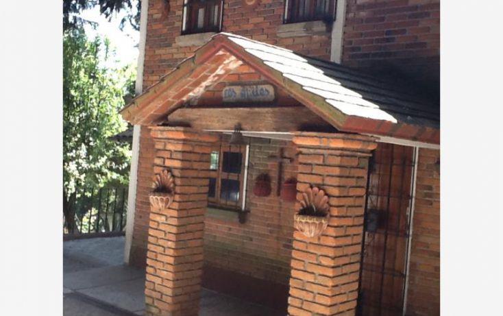 Foto de rancho en venta en carretera federal méxico toluca km 25 0045, loma del padre, cuajimalpa de morelos, df, 1483759 no 02