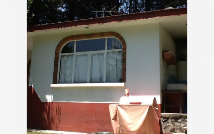 Foto de rancho en venta en carretera federal méxico toluca km 25 0045, loma del padre, cuajimalpa de morelos, df, 1483759 no 09