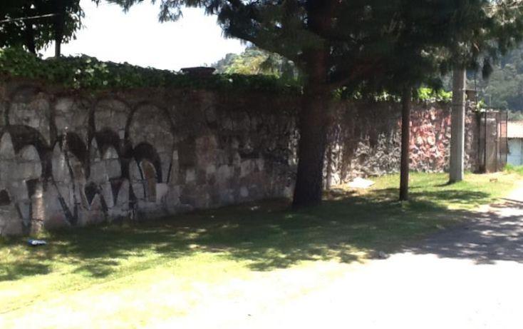 Foto de rancho en venta en carretera federal méxico toluca km 25 0045, loma del padre, cuajimalpa de morelos, df, 1483759 no 16