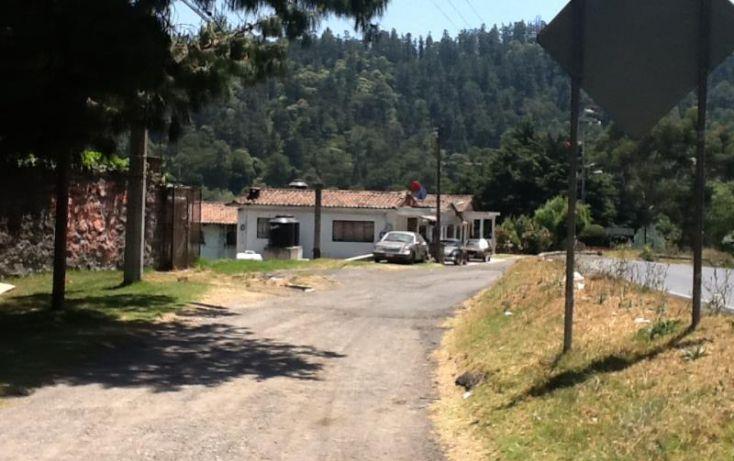 Foto de rancho en venta en carretera federal méxico toluca km 25 0045, loma del padre, cuajimalpa de morelos, df, 1483759 no 17