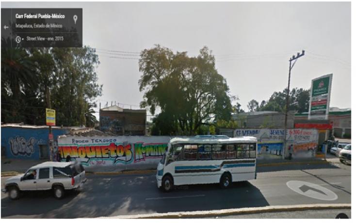 Foto de terreno comercial en venta en carretera federal mexicopuebla km 245, ayotla, ixtapaluca, estado de méxico, 1037143 no 01