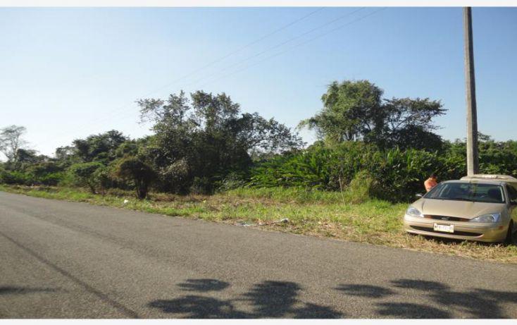 Foto de terreno comercial en venta en carretera federal paraísocomalcalco, costa real, paraíso, tabasco, 1788172 no 03