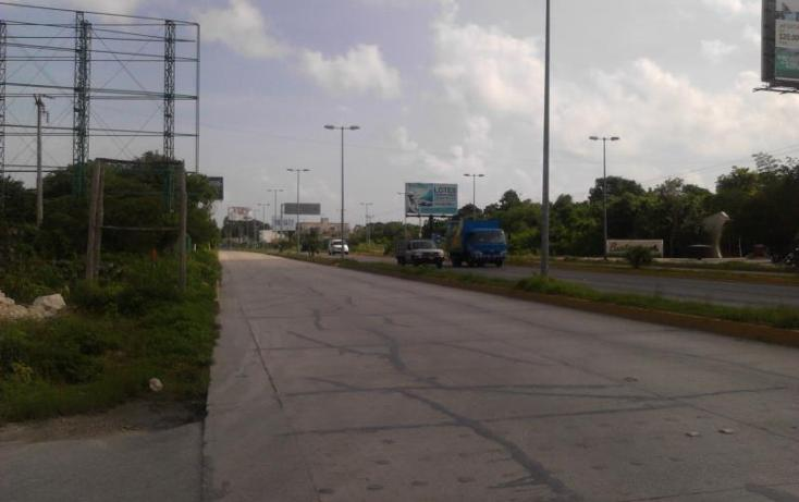 Foto de terreno comercial en venta en carretera federal puerto morelos - playa del carmen , puerto morelos, benito juárez, quintana roo, 609659 No. 06