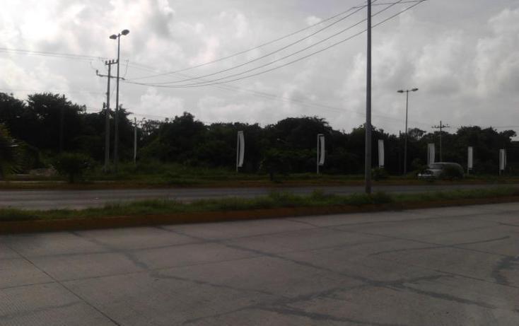 Foto de terreno comercial en venta en carretera federal puerto morelos - playa del carmen , puerto morelos, benito juárez, quintana roo, 609659 No. 07