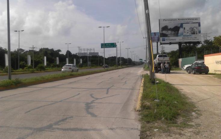 Foto de terreno comercial en venta en carretera federal puerto morelos - playa del carmen , puerto morelos, benito juárez, quintana roo, 609659 No. 08