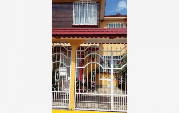 Foto de casa en venta en carretera federal texcoco 01, conjunto la paz, la paz, estado de méxico, 1995766 no 01