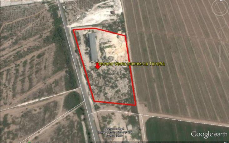 Foto de terreno industrial en venta en carretera gómez la torreña 1, dinamita, gómez palacio, durango, 1463993 no 03