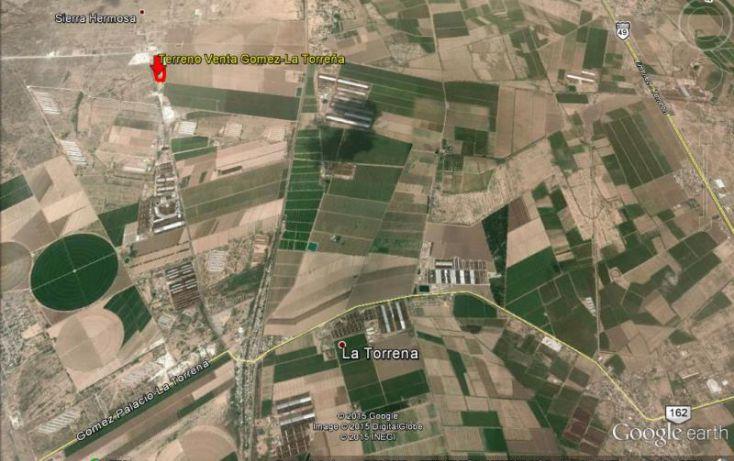 Foto de terreno industrial en venta en carretera gómez la torreña 1, dinamita, gómez palacio, durango, 1463993 no 05