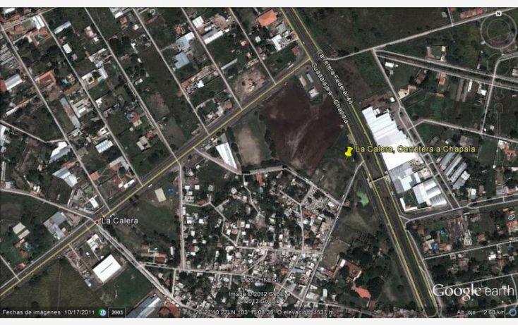 Foto de terreno comercial en venta en carretera guadalajara chapala 2222, la calera, tlajomulco de zúñiga, jalisco, 1923852 no 01