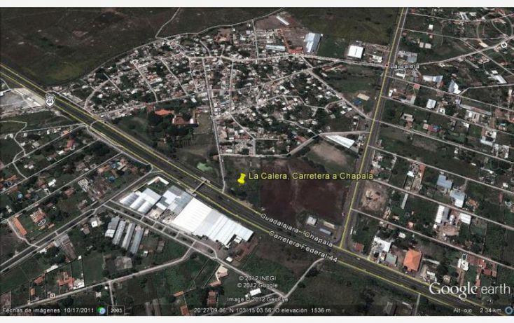 Foto de terreno comercial en venta en carretera guadalajara chapala 2222, la calera, tlajomulco de zúñiga, jalisco, 1923852 no 02