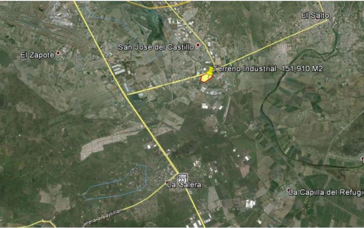 Foto de terreno industrial en venta en carretera guadalajara el salto, el verde, el salto, jalisco, 605718 no 21