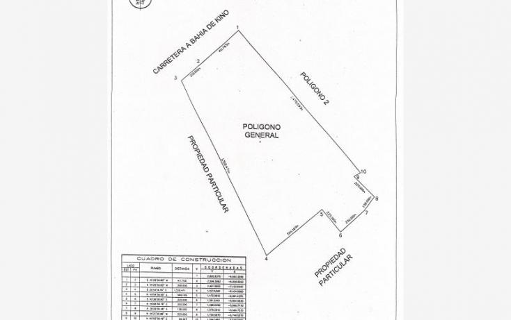 Foto de terreno habitacional en venta en carretera hermosillo bahia de kino  km14, artesanos, hermosillo, sonora, 840099 no 02