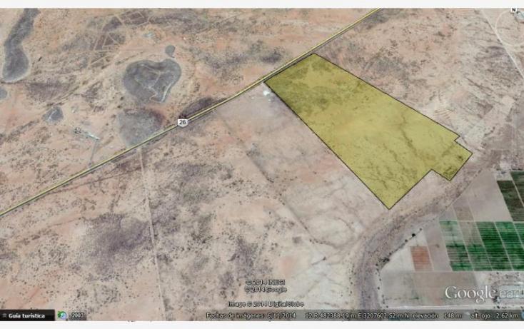 Foto de terreno habitacional en venta en carretera hermosillo bahia de kino  km14, artesanos, hermosillo, sonora, 840099 no 05