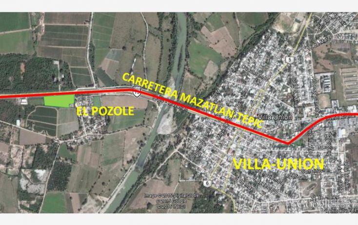 Foto de terreno comercial en venta en carretera internacional meico 15, el pescador, mazatlán, sinaloa, 1584992 no 02