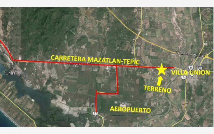 Foto de terreno comercial en venta en carretera internacional meico 15, el pescador, mazatlán, sinaloa, 1584992 no 03