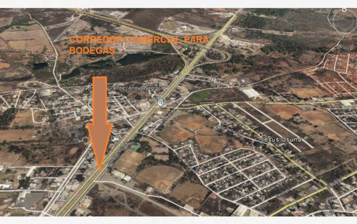 Foto de terreno comercial en venta en carretera internacional meico 15, el venadillo, mazatlán, sinaloa, 1699704 no 01